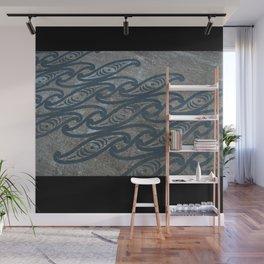 Kiwi Waves DPG150528a Wall Mural