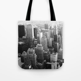 The Top of the World Tote Bag