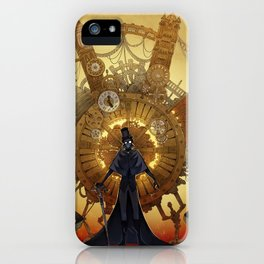 The Gentleman iPhone Case