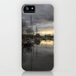 In For The Night iPhone Case