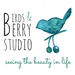 Birds and Berry Studio Anne Hockenberry