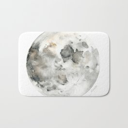 Bare Moon Bath Mat