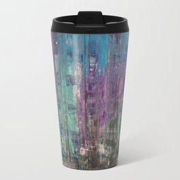 Treads Of Color Travel Mug
