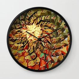 Perfect Symmetry Wall Clock