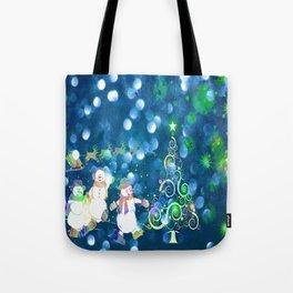 Winter Design WS Tote Bag