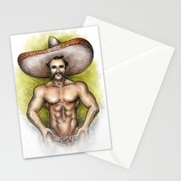 Sexy Mexican Revolutionary Stationery Cards
