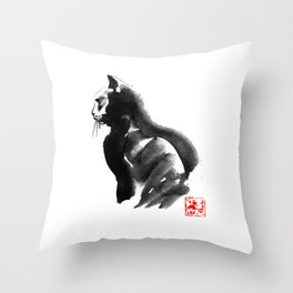 mamounett Throw Pillow