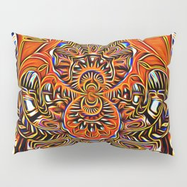 Subconscious Healing Frequency Pillow Sham