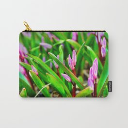 Spring Beginnings Carry-All Pouch