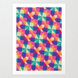 NAPKINS Art Print
