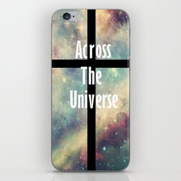 Across The Universe 2 iPhone Skin