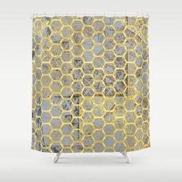 Golden Cage #society6 #decor #buyart Shower Curtain