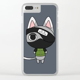 Catkashi Clear iPhone Case