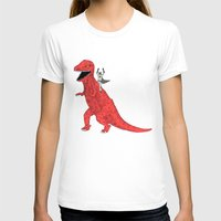 dinosaur T-shirts featuring Dinosaur B Forever by Isaboa