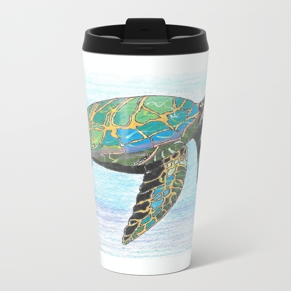 Sea Turtle Travel Cup TRM7821904