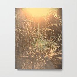 Gothic sunrise Metal Print