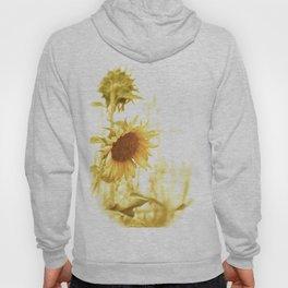 Vintage Sunflower in the Light Hoody