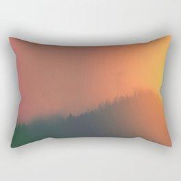 Dusk Dreaming Rectangular Pillow