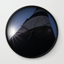 Saint Augustine Lighthouse Wall Clock
