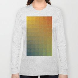 Color Fade Long Sleeve T-shirt