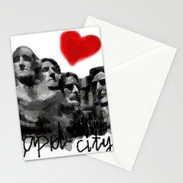 I love Rapid City Stationery Cards