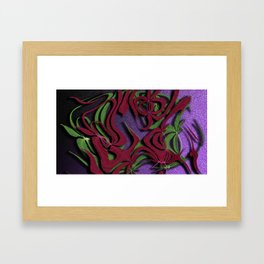 Pool of Thought Framed Art Print