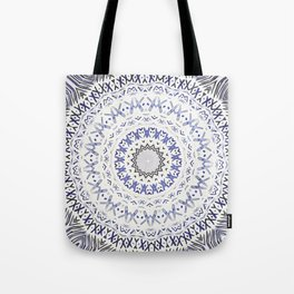 FESTIVAL SUMMER - FADED BLUE Tote Bag
