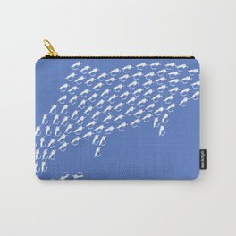 Hooked Fish 1 Carry-All Pouch