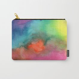 Rainbow Cloud Carry-All Pouch