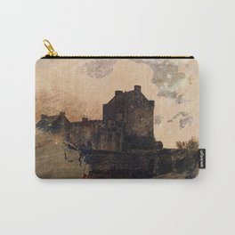 Eilean Donan Castle Kyle of Lochalsh Scotland Carry-All Pouch