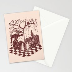 So close yet so far away Stationery Cards