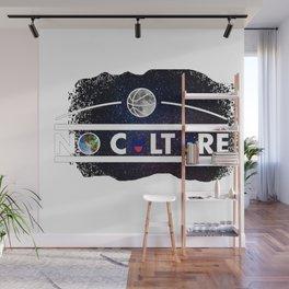 No Culture Wall Mural