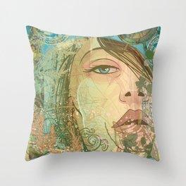 CINTA Throw Pillow
