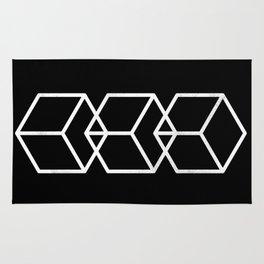 minimal & geometric no.3 Rug