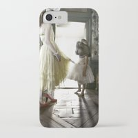 neverland iPhone & iPod Cases featuring Finding Neverland by annamalmberg