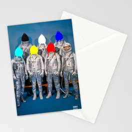 Astronauts Stationery Cards