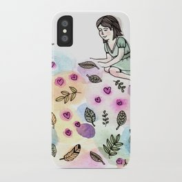 Your Love iPhone Case