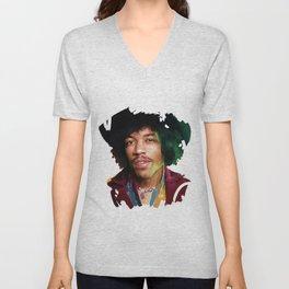 Hendrix Unisex V-Neck