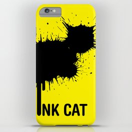 INK CAT iPhone Case