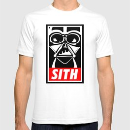 Obey Darth Vader (sith text version) - Star Wars T-shirt