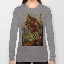 The Abominable Deathbrute Long Sleeve T-shirt