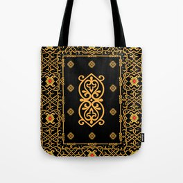 pattern of the past 1 Tote Bag