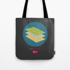 Law No.1: Field of Play Tote Bag
