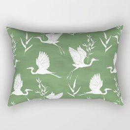 Herons Rectangular Pillow