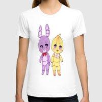 fnaf T-shirts featuring FNAF  by Aribunni