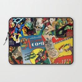 Comics Collage Laptop Sleeve
