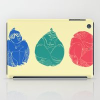 eggs iPad Cases featuring Eggs by Erin Eng