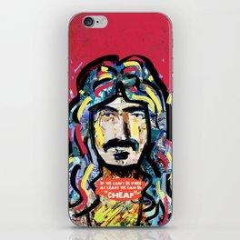 Zappa iPhone Skin