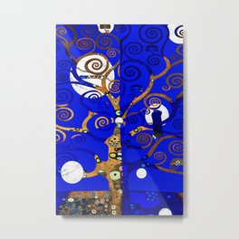 Tree of DayNight (aka Tree of Life) Metal Print