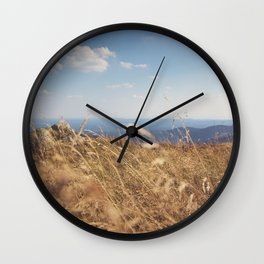 Moment of Zen Wall Clock